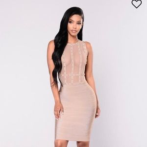 Brand New Size Small Fashion Nova Dress